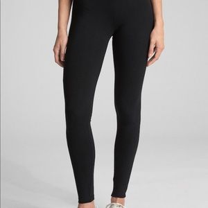 Black Gap stretch leggings